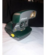 Vintage Polaroid 600 One Step Working Flash Instant Camera Green -Untested - $7.92