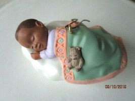 Hallmark 1999 Keepsake Ornament Baby's First Christmas A12 - $4.91