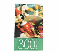 "NEW Cardinal 300 Piece Jigsaw Puzzle Old Toys 11"" x 14"" - $9.99"