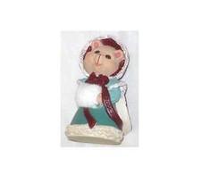 2001 Poinçon Souvenir Artisanal Petite-Fille Ornement U.S.A - $6.33