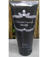 Avon Christian Lacroix Noir Shower Gel 6.7 fl oz New Tube - $12.99