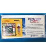 1986 Vintage Monopoly Hometown USA Game Fresno New Sealed Old Stock - $29.99