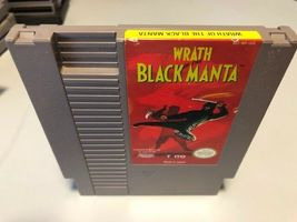 Wrath of the Black Manta, Nintendo Entertainment System (NES) 1990, Tested image 3