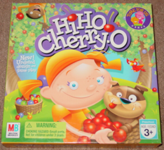 HI HO CHERRY O  GAME 2007 MILTON BRADLEY HASBRO #44703 COMPLETE LIGHTLY ... - $6.00
