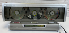 Emerson Triple Play Linear 3 Cd Changer Model MS3100 Main Unit Only No Remote - $77.77