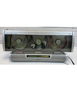 Emerson Triple Play Linear 3 CD Changer Model MS3100 Main Unit ONLY NO R... - $77.77