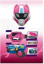 Miniforce Lucy Mask Belt Gun Playset Super Dinosaur Power Toy image 3