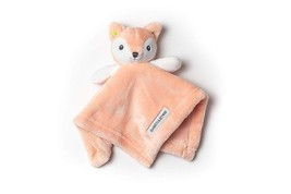 New Plush Orange Fox Security Blankets & Beyond Nunu NWT - $32.44