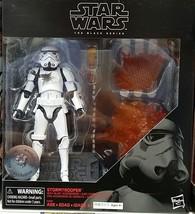 Star Wars Black Series Stormtrooper with Blast Accessory 6 Inch Figure T... - $61.70