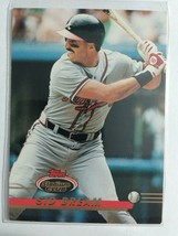 TOPPS STADIUM CLUB	1993	CARD#151	SID BREAM - $0.99