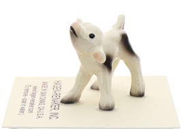 Hagen-Renaker Miniature Ceramic Cow Figurine Spotted Mama and Baby Calf image 6