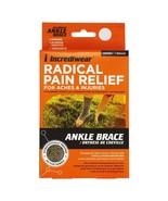 Incrediwear Radical Pain Relief Ankle Brace Unisex, Small/Medium (Men Size 4-8.5 - $24.80