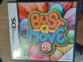 Nintendo DS Bust-A-Move DS  image 1