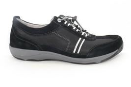 Dansko  Helen Suede  Sneakers Shoes Black / White   Size EU 37  () - $93.50