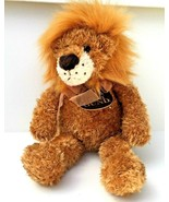 "Gund Plush POUNCE DELION Lion Stuffed Animal Soft 15"" Tall Toy w/ Tags - $14.99"