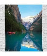 Tapestry Mountain Range Lake Print Wall Hanging Backdrop 15200 - $34.60