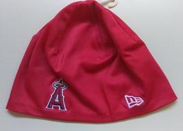 New Era MLB Unisex Beanie Los Angeles ANGELS New - £14.46 GBP