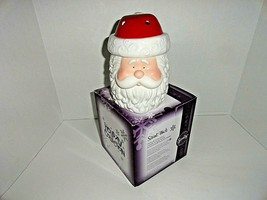 Scentsy Holiday Collection Saint Nick Christmas Full Size Warmer~Retired - $39.60