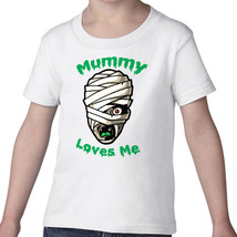 Mummy Loves Me Funny Halloween Boy's T-shirt - £9.08 GBP+