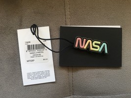 NWT Coach 1941 NASA Leather Pin Space Collection 10638 - $59.99