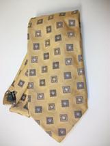 ROBERT TALBOTT 100% SILK MEN'S NECKTIE NECK TIE HAND SEWN CLASSIC STYLE - $4.99