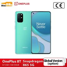 """OnePlus 8T 8 T 5G Android 11 Mobile Phone 6.55"""" AMOLED120Hz Screen Smartphone Sn - $1,259.98 - $1,359.98"""