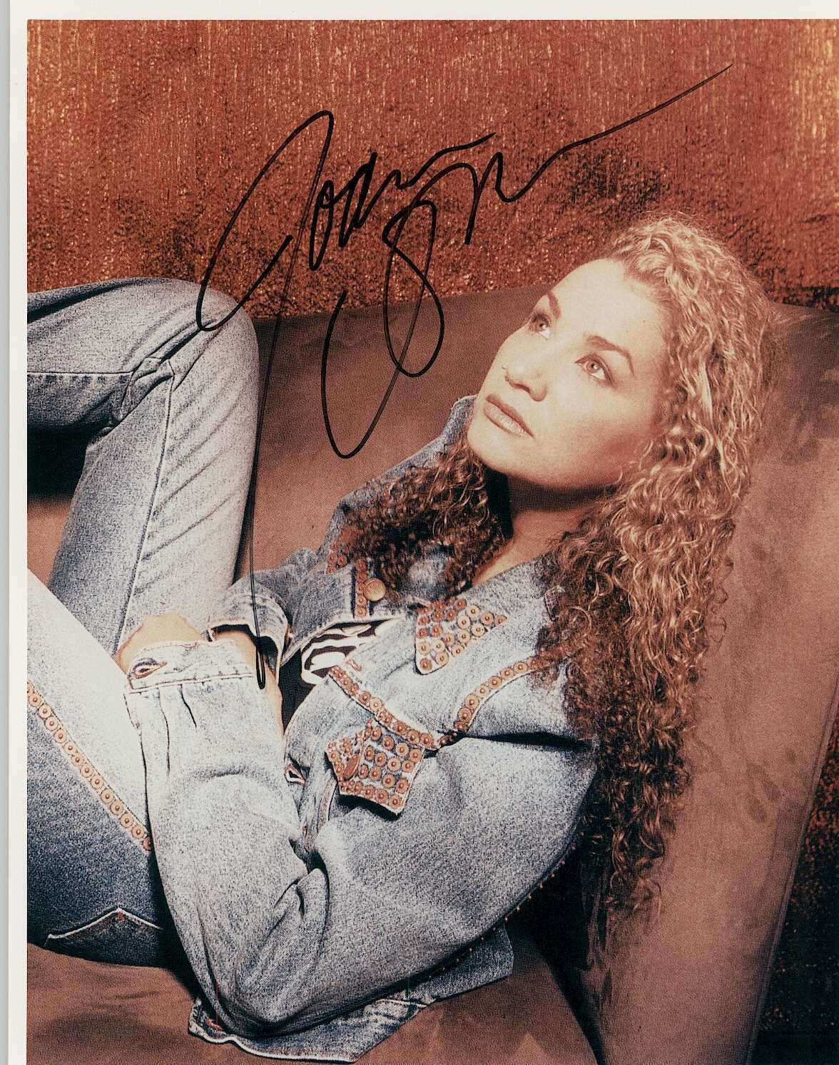 Primary image for Joan Osborne Signed Autographed Glossy 8x10 Photo