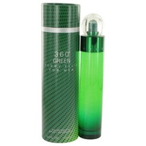 Perry Ellis 360 Green by Perry Ellis Eau De Toilette Spray 3.4 oz for Men - $25.27