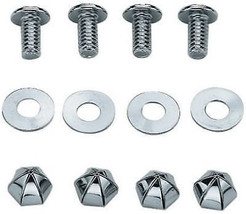4-Pk. License Plate Bolt & Nut - $13.85
