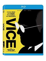 Vice (Blu-ray + DVD + Digital, 2019)