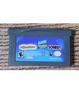 Sorry / Aggravation/Scrabble Junior (Nintendo Game Boy Advance, 2005) - $26.03