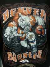 DENVER BRONCOS  New with tags RUNNING BACK  T-Shirt BLACK shirt NFL image 1