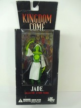 DC Direct Justice League Kingdom Come Jade Collectible Action Figure - $18.50