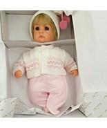"Danbury Mint Doll ""Emilie"" porcelain in perfect condition - $45.00"