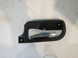 Rear Driver Interior Door Handle 05 Honda Accord R201551 - $22.61