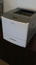 Lexmark T654N Laser Printer Nice Off Lease Units!  30g0310 - $259.99