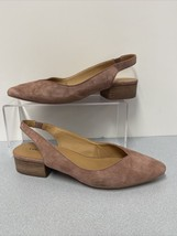 LUCKY BRAND  Rose SLING BACK FLATS WOMEN'S SIZE 7 M CLOSED TOE SHOES - $12.37