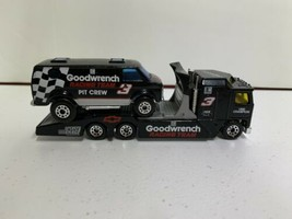 Dale Earnhardt Matchbox 1983 Kenworth Cabover Truck And 1979 Chevy Van D... - $26.72