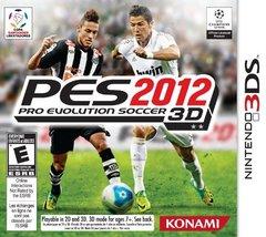 Pro Evolution Soccer 2012 - Nintendo 3DS [video game] - $11.34