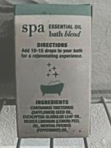 OLIVIA CARE SLEEP 100% NATURAL ESSENTIAL OIL BATH BLEND 0.5 fl oz/15 ml NEW! image 4