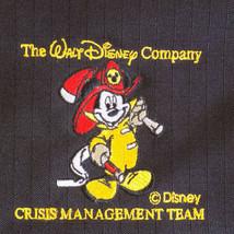 Disney Crisis Managment Team Bag Mickey Mouse Fireman Disneyland Disney World - $61.74