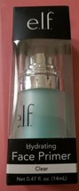 ELF Hydrating Face Primer 83406 Clear 0.47 oz Full Size - $21.98