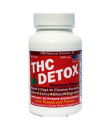 THC Detox - Cleanse Liver, Urine, Blood, Digestive-Rapid 2 Days to Cleanse  - $21.50