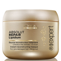 L'Oreal Professionnel Absolut Repair Lipidium Masque (200ml) - $37.78