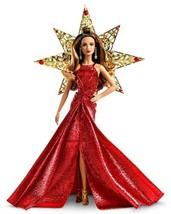 Barbie 2017 Holiday Teresa Doll Brunette Hispanic - $24.31