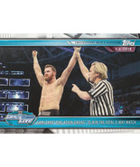 Sami Zayn 2019 Topps WWE Road To Wrestlemania Card #88 - $0.99