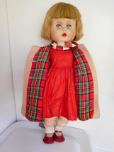 """Vintage Vinyl Girl 24"""" All Jointed & All Original Clothes - $24.99"""