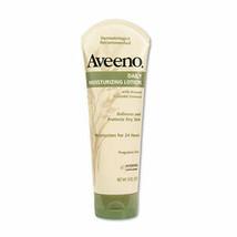 Aveeno Active Naturals Daily Moisturizing Lotion, Fragrance Free, 8 oz - $10.88