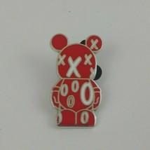 2012 Disney Trading Pin Vinylmation Jr X's and O's Trading Pin - $7.69