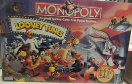 Looney Tunes Monopoly Game factory sealed - $95.00